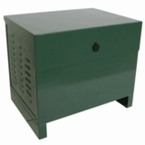 Lockable Steel Compressor Cabinet