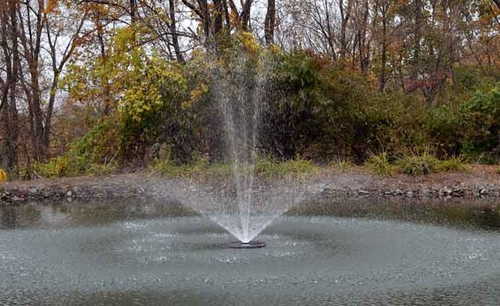 Otterbine Fractional Series 1/2 HP Pond Fountain