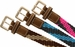 """3/4"""" Wide Stretch Leather Belt for Women (42"""" total length)"""