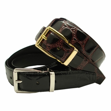 3309 Men's Dress Leather Belt-One size fits all up to size 44 inch
