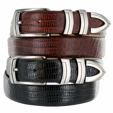 8191 Men's Italian Calfskin Genuine Leather Designer Dress Belt