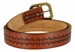 Bass Western Vintage Full Grain Leather Belt2