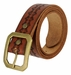 Bass Western Vintage Full Grain Leather Belt3