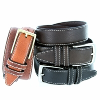 Bison Leather Belts