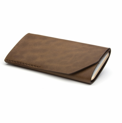 Bison Made iPhone 6 Plus Wallet - Whiskey