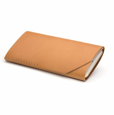 Bison Made iPhone 6 Plus Wallet - Golden Tan
