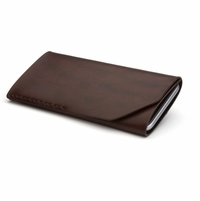 Bison Made iPhone 6 Wallet - Malbec