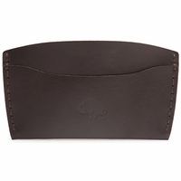 Bison Made No. 3 Wallet - Brown