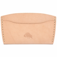 Bison Made No. 3 Wallet - Natural