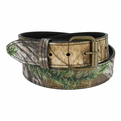 Bone Collector Camouflage Canvas Outdoor TV Huntsmen Casual Leather Belt