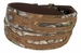 Bone Collector Camouflage Canvas Outdoor TV Huntsmen Leather Tab Casual Belt2