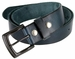 "BS40-P3926 Men's Vintage Full Grain Cowhide Leather Casual Jeans Belt 1-1/2"" Wide2"