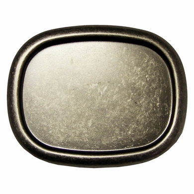 C243 Ant. Silver Plain Belt Buckles