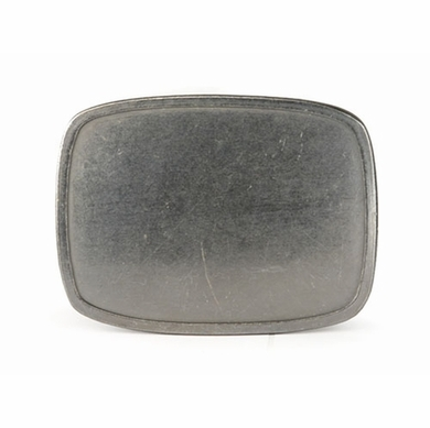 ET40904 Rectangular Plain Belt Buckle