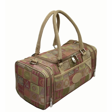 "French Luggage Co. 16"" Pistachio Cabin Bag"
