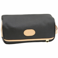 French Luggage Co. Classique Noir Travel Dopp Kit