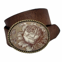 Full Grain Vintage Leather Belt