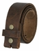 "Fullerton 3840002 Genuine Full Grain Vintage Distressed Leather Belt Strap 1-1/2"" Wide2"