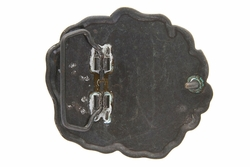 HA 0064 VPTN Rose Patina Western Buckle