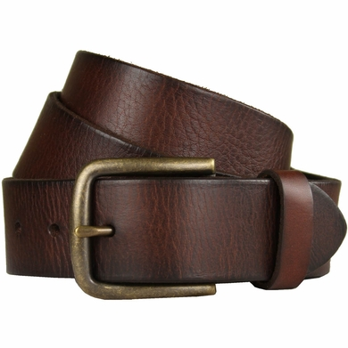 "JT Vintage Genuine Leather Casual Jean Belt 1-1/2"" wide"