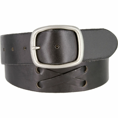 "Kalan Full Grain Leather Belt 1 3/4"" Wide"