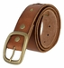 "Kalan Full Grain Leather Belt 1 3/4"" Wide4"