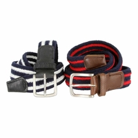 LA1123 Braided Acrylic Belt
