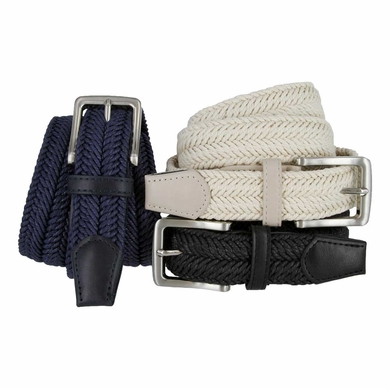 LA1132 Braided Cotton Belt