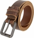 Lejon Belt Vintage Full Grain Leather Casual Jean Belt Brown Made in USA3