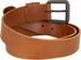 Lejon Belt Vintage Full Grain Leather Casual Jean Belt Tan Made in USA2