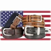 Made In USA Belts