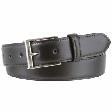 "Mardy's Metropolis Genuine Leather Belt  1-3/8"" wide"