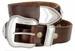 Marshall Star Conchos Western Full Grain Leather Belt3