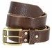 "Alex Jean Full Grain Leather Belt 1-1/2"" Wide Hand Made In USA"