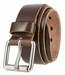 "Men's LA2062 Genuine Italian Leather Belt 1 1/4"" (32mm) Wide3"
