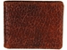 Mesa 103 Peanut-Tan Lejon Bison Leather Wallet Made In USA1