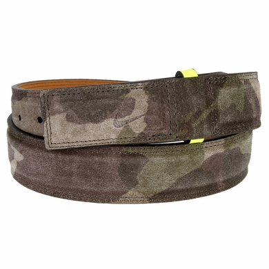 Nike Men's Golf No Buckle Style Belt 11245001 - Camouflage