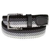 Nike Men's Golf Stretch Woven Braided Belt 11228924 - Multicoloured