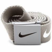 Nike Tech Essentials Web Belt Lt. Charcoal 1111309