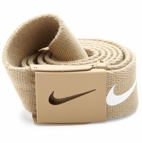 Nike Tech Essentials Web Belt Tan 1111303