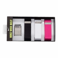 Nike Women's 3-in-1 Web Pack - Black/White/Vivid Pink