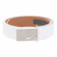 "Nike Women's Sleek Modern  (32mm - 1-1/4"" wide) - White"