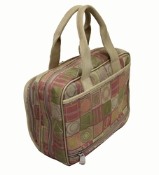 "Personal Tote 12"" ~ Pistachio by French Luggage"