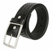"10854 Reno Heavy Duty Basketweave Men's Work Uniform Gun Belt 1 3/4"" Wide - Black"