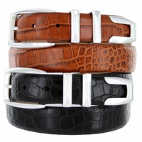 S5786 Men's Italian Leather Dress Designer Belt