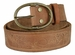 "Tree of Life Vintage Full Grain Leather Belt 1-3/4"" Wide1"