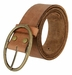 "Tree of Life Vintage Full Grain Leather Belt 1-3/4"" Wide3"