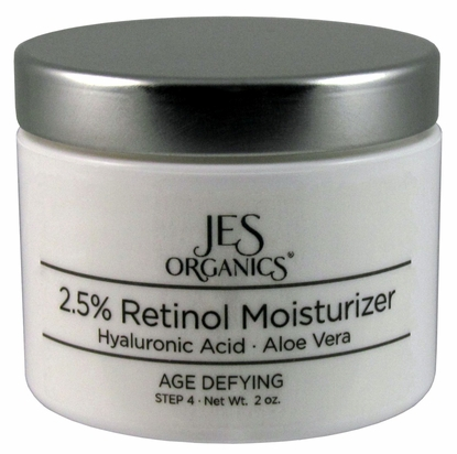 2.5% Retinol Moisturizer with Hyaluronic Acid
