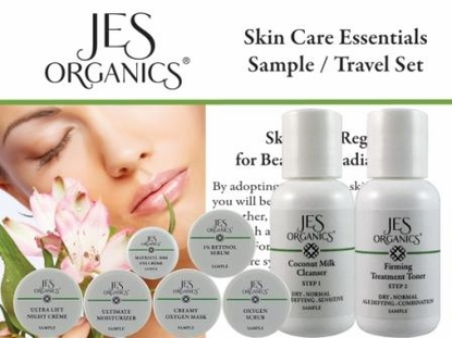 6 Step 8 Piece Mature, Dry, Age Defying Skin Care Sample Set