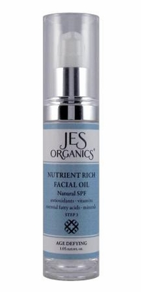 Nutrient Rich Facial Oil with Age Defying Oils - Natural SPF - NEW LARGER SIZE